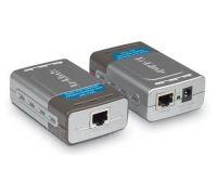 PoE Сплиттер  Одноканальный 12/5 вольт IEEE802.3AF/AT
