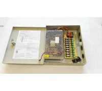 Блок питания 12 вольт 10 ампер 9 каналов