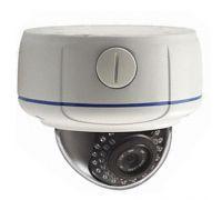 Купольная Антивандальная Влагозащищенная IP-Камера с автофокусом 2.8-12 мм