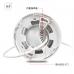 Купольная IP-видеокамера 3 мп NEW Объектив 2.8 мм +Микрофон