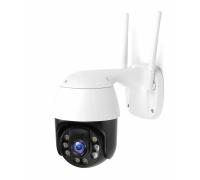 Поворотная 5X ZOOM PTZ Wi-Fi мини IP-видеокамера. Матрица Sony 5 мп